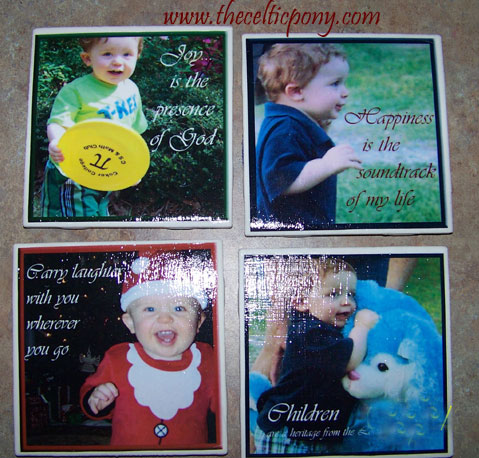 Photo Tiles by The Celtic Pony